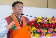 Pema Khandu strongly reiterated for separate IAS, IPS, IFS cadre for Arunachal Pradesh