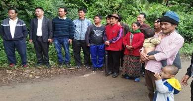 Revivification of land on ROW of TAH continue in Kamle and Lower Subansiri