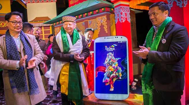 Arunachal: US Ambassador K I Juster inaugurates Tawang Festival