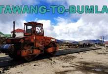 Photo of Arunachal: BRO starts blacktopping of Tawang-Bumla road