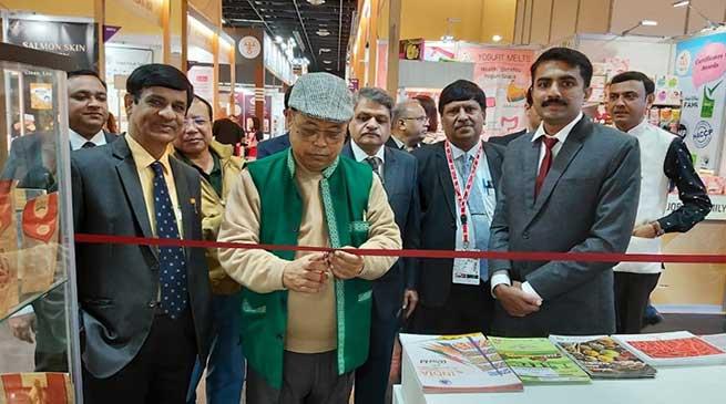Tumke Bagra markets Arunachal's untapped food industry at international Fair