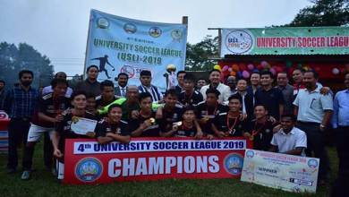 Photo of University Soccer league 2019: Defending champions Phy Ed retain USL title