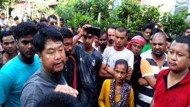 Photo of Itanagar: ACC&I offers financial help to Dinesh Family