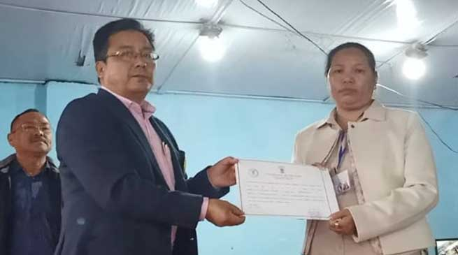 Arunachal Bypoll: Chakat Aboh wins 56-Khonsa West Assembly Seat