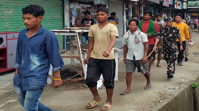 Itanagar: ILP Checking drive, 400 detected without proper ILP
