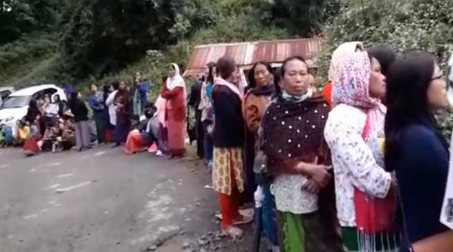 Arunachal Bypoll: 89 percent polling in 56-Khonsa Assembly Constituency
