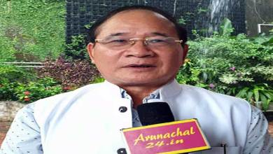 Photo of Arunachal: Nabam Tuki concerned over disinvestment of NEEPCO