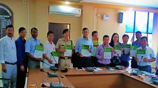 Arunachal: NABARD Launches Potential Linked Credit Plan (2020-21) for Lohit District