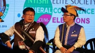 Photo of Arunachal: Bengia Tolum elected NES president for the fifth time