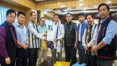 Photo of Arunachal: NPP MLAs, Leaders meet CM Pema Khandu, Speaker PD Sona