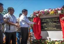 Photo of Itanagar: CM Pema Khandu Inaugurates RCC Bridge over Yagamso stream at F sector