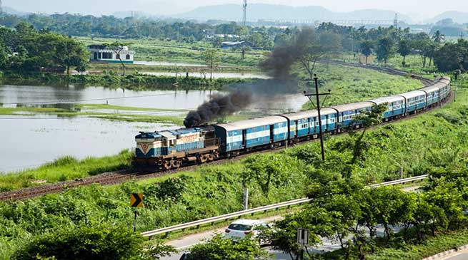 NFR runs Suvidha special weekly train between Tinsukia and Gaya