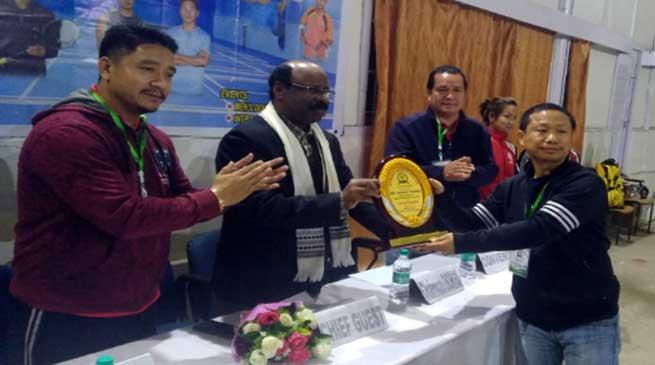 Arunachal: The 7thUniversity Badminton League-2019 underway