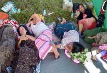 Photo of Itanagar:  AAPACSU, AYSU continue hunger strike despite deteriorating health