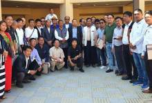 Itanagar: CBOs, NGOs Opposed CAB
