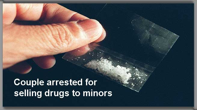 Arunachal: Couple arrested for selling drugs to minors