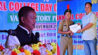 Photo of Itanagar: DNGC concludes college day celebration