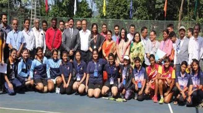 Assam: East Zone Inter University Tennis Tournament for Women begins