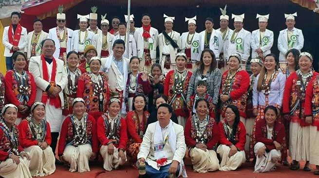 Arunachal:Nyetridow Festival of Aka (Hrusso) Community begins
