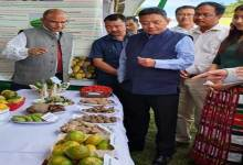 Photo of Arunachal: P D Sona inaugurates regional Agriculture Fair