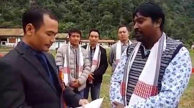 Arunachal:Nyapin Govt HS School celebrated Annual Day
