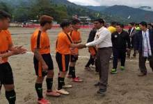 Photo of Arunachal: XVIII Tadar Tang football qualifier for Zone 1 begins at Seppa