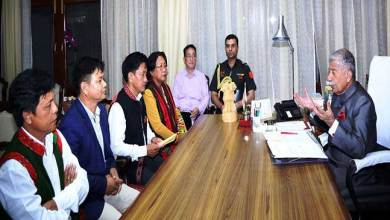 Photo of Itanagar: ABK Delegation calls on the Governor