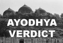 Photo of Ayodhya Verdict: Disputed land given to Ram Janmbhoomi Trust, mosque on alternate land- SC