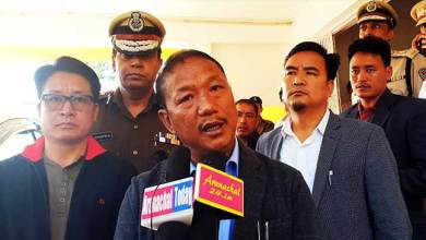 Photo of Namsai incident: Felix directs Admin, Police to ensure proper safety for the people