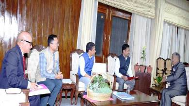 Photo of Arunachal: Core Group on border trades briefs the Governor