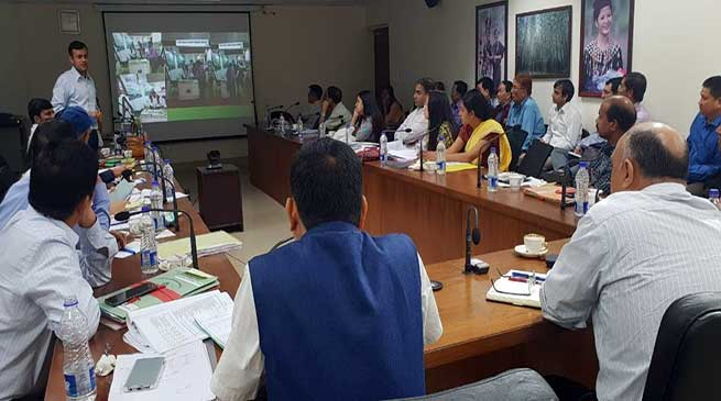 Arunachal: Adopt Green Revolution and White Revolution model of Lohit dist-CS