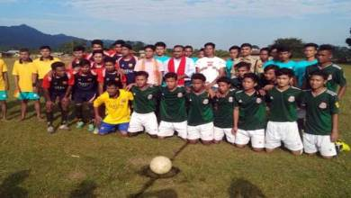 Photo of Arunachal: Friendship football tournament for communal harmony