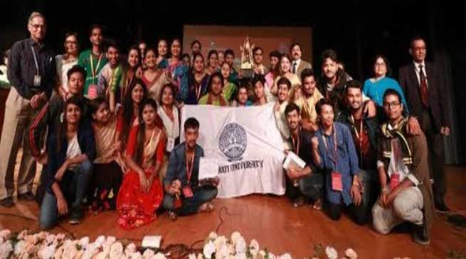 Assam: Gauhati University wins overall Championship in the 35th UNIFEST 2019-20