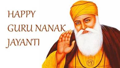 Photo of Arunachal Guv, CM greetings on Guru Nanak jayanti