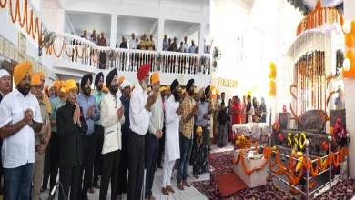 Photo of Arunachal: Governor participates in the Guru Nanak Jayanti celebration