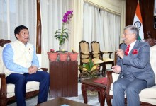 Photo of Arunachal: Chief Minister Pema Khandu calls on the Governor