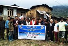 Photo of Bomdila: DLA West kameng conducts door to door legal awareness campaign