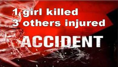 Photo of Arunachal: 18-year old girl killed, 3 other injured in a car accident