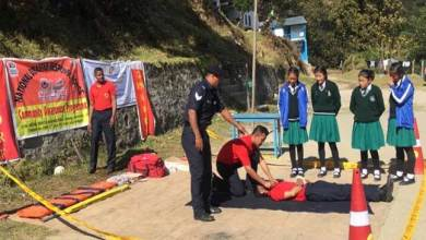 Photo of Tawang: Awareness and School Safety Programme of DDMA & NDRF Concludes