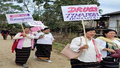 Photo of Arunachal: WASE takes out rally against drug menace