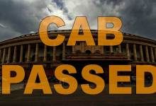 Photo of CAB passed in RS with 125 votes