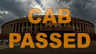 CAB passed in RS with 125 votes