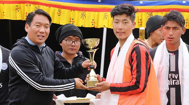 Tawang: 4th Edition of Hangpan Dada Memorial trophy concludes