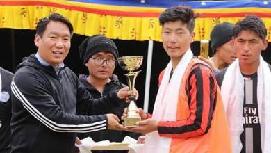 Tawang: 4th Edition of Hangpan Dada Memorial trophy concludes