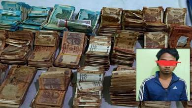 Photo of Itanagar:  Man held for Hanuman Mandir Burglary case, cash recovered