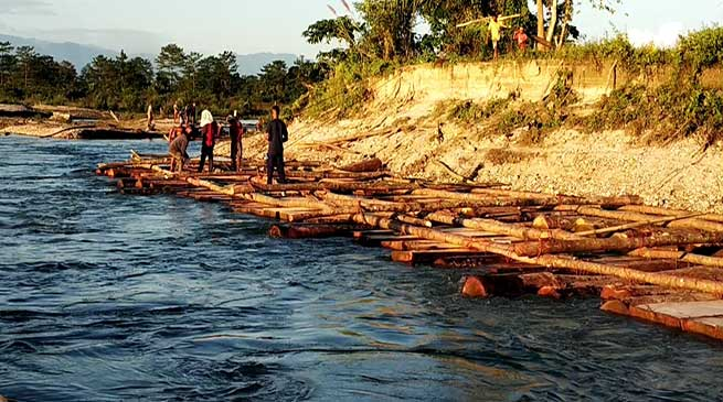 Arunachal: Illegal timber logging rampant in East Siang