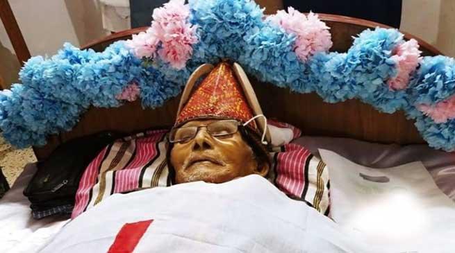 Arunachal: Pema Khandu condoles the demise of Nokchong Boham