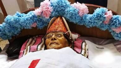 Photo of Arunachal: Pema Khandu condoles the demise of Nokchong Boham