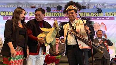 Photo of Arunachal: Khandu launches Rumgong Vikas Abhiyan in Siang dist