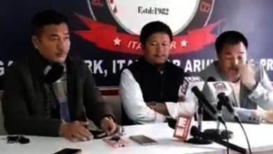 Photo of Arunachal: AAPSU asks govt to clear stand on Chakma-Hajong issue